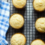 Lemon Cream Cheese Muffins