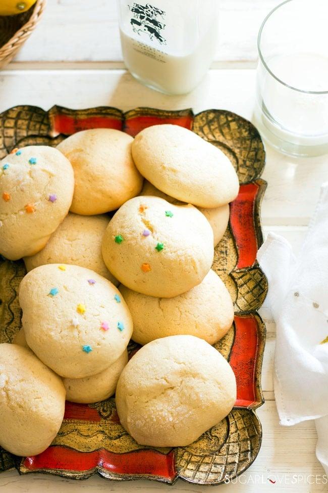 Nonni's Lemon Cookies