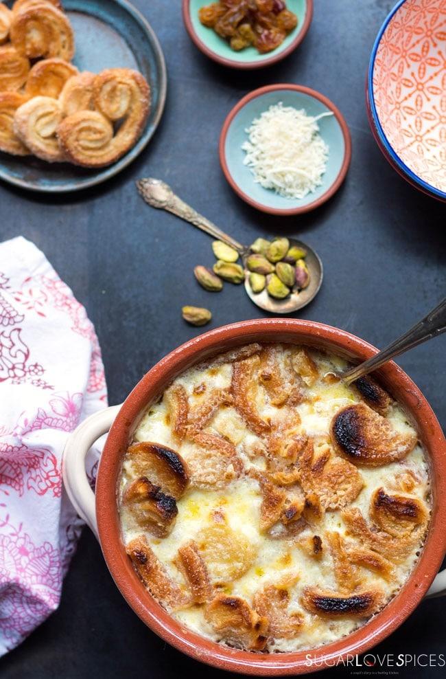 Om Ali - Egyptian Bread Pudding