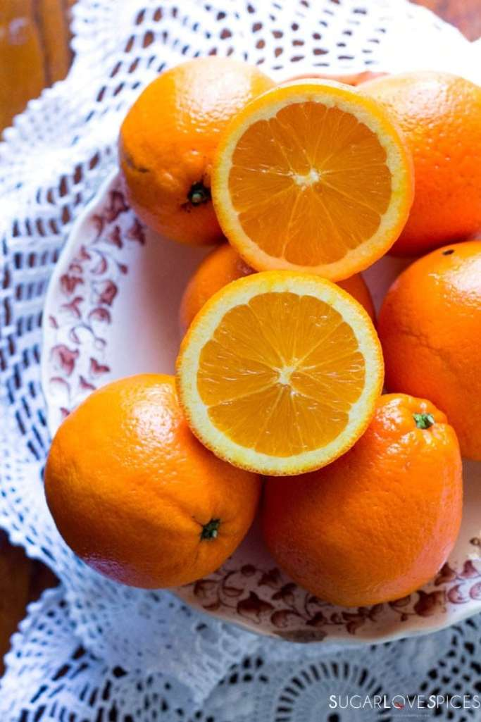 Insalata di Arance e Olive-oranges