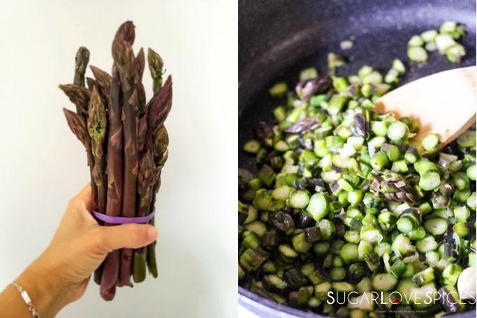Asparagus Mascarpone Ravioloni