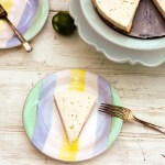 No Bake Lime Cheesecake with Greek yogurt and Mascarpone