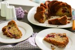 Summer Berry Lemon Poppy Seed Bundt Cake