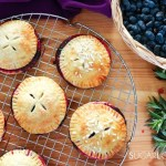Haskap Berry Hand Pies & A Long Table Dinner