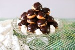 Classic French Chocolate Profiteroles