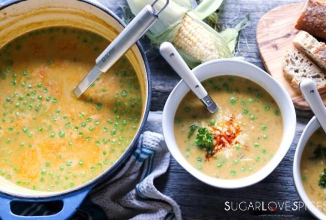 Harvest Medley Corn Chowder