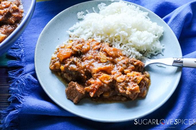 Carbonada Criolla, Argentinian Beef Stew