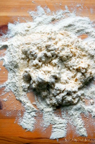 How to make pasta dough from scratch