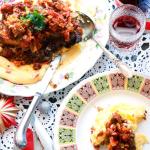 Beef Shank Ossobuco with Polenta