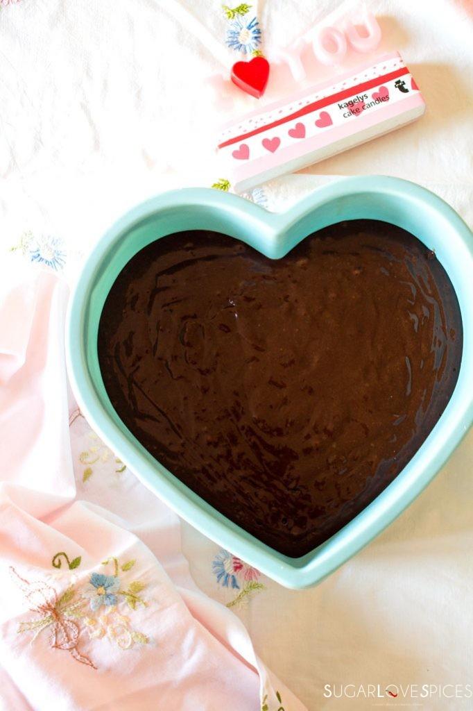 Cocoa Yogurt Cake with Spelt flour