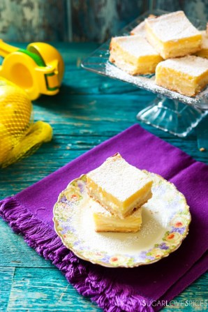lemon cheesecake squares7