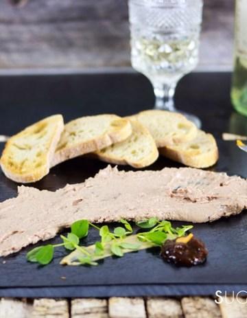 Chicken Liver Paté-feature