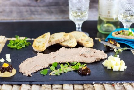 Chicken Liver Paté-feature