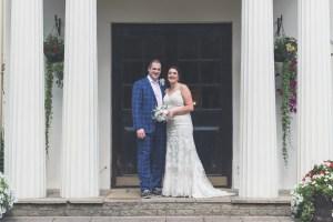 bride and groom portrait wedding photography dudley west midlands photographer