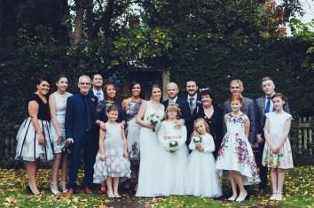 group photo, wedding photography