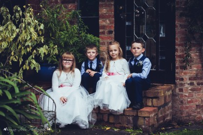 flower girls, page boys, wedding, family, photography
