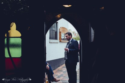 best man, doorway, the hundred house, documentary photographer