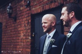 the hundred house, groom, best man