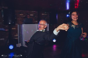 parents, dancing, evening reception, the hundred house