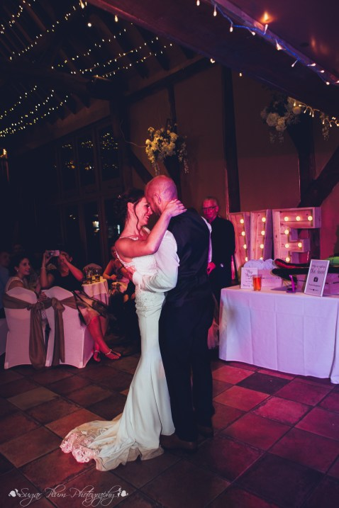first dance, wedding photography