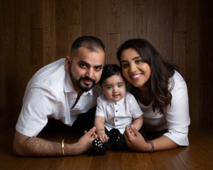 family photography dudley home studio sitter session