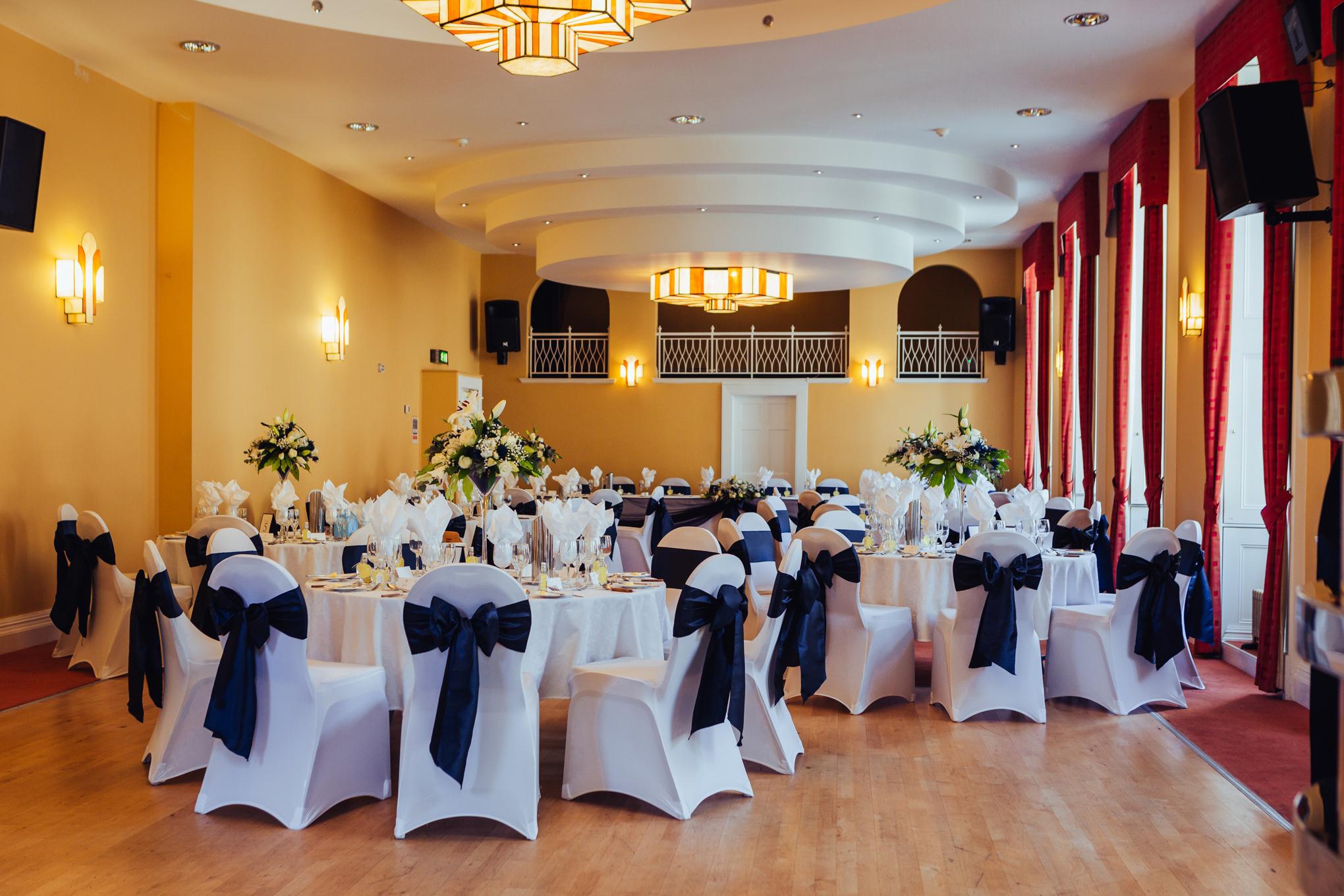 Himley Hall Wedding Photography Photographer reception