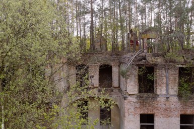 Beelitz-Heilstätten SugarRayBanister 02