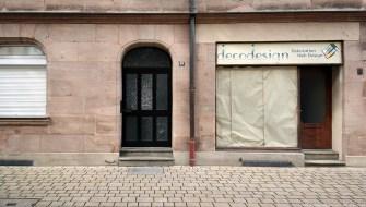 Humboldtstraße - decodesign (Nürnberg Impressionen #12)