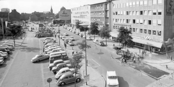 Kornmarkt um ca. 1969