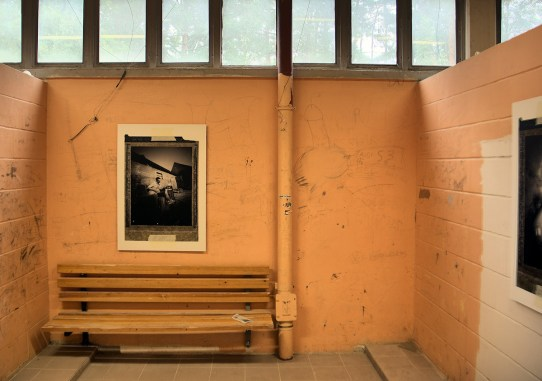 Nord Ost Art 06 - Kunst im alten Heizhaus und den Fertigungshallen des Nordostpark in Nürnberg