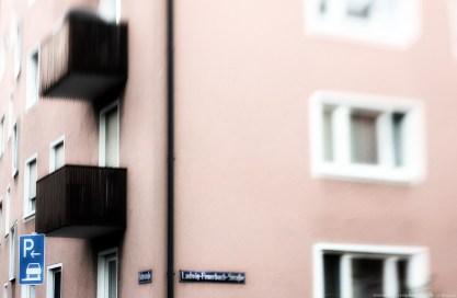 Nürnberg Impressionen #15 Bild 22 Ludwig-Feuerbach-Str