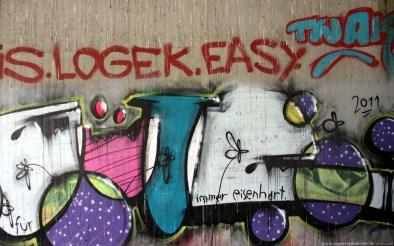 Nürnberg Impressionen #19 - Main-Donau-Kanal #6 (Graffiti)