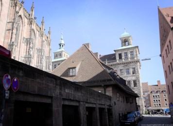 Rathaus Nürnberg 1