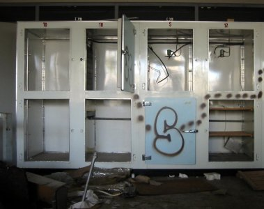 Paladin / Bayerische Milchversorgung - Kühlschränke