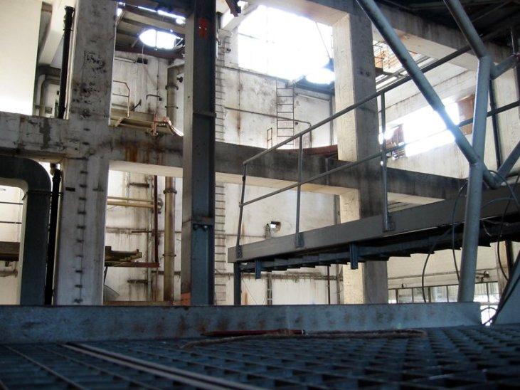 Paladin / Bayerische Milchversorgung - Fabrik