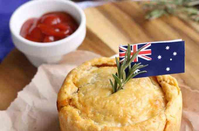Lamb & Rosemary Pies by Sugar Salt Magic