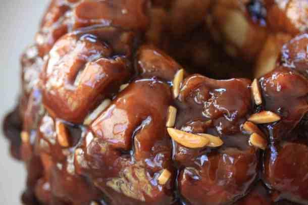 Blackberry Monkey Bread by Sugar Salt Magic