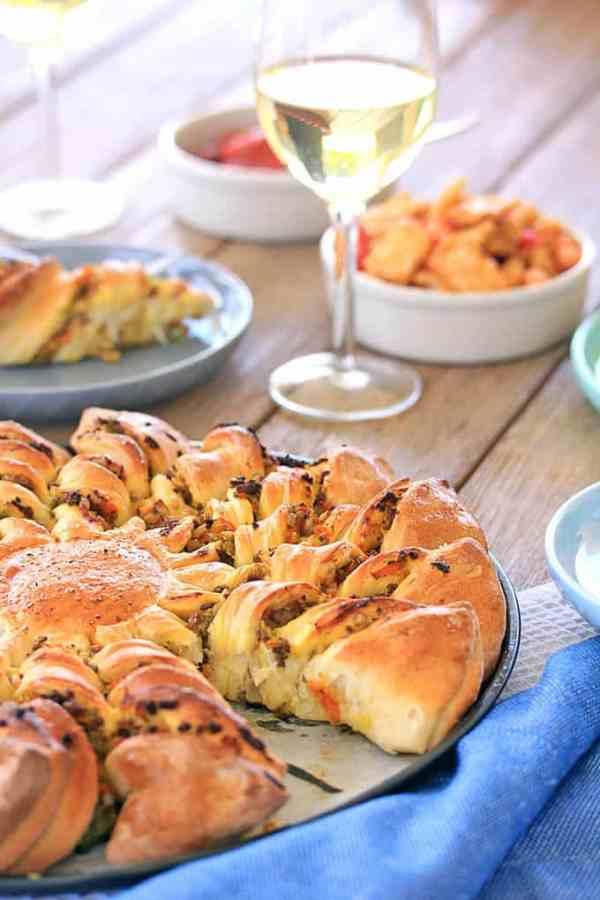 Chiko Roll Pull_Apart Bread by Sugar Salt Magic