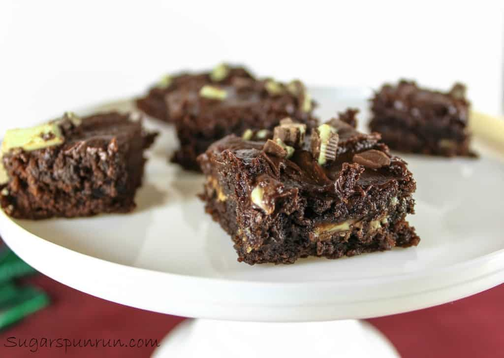 Mint Chocolate Chip Brownie-1s