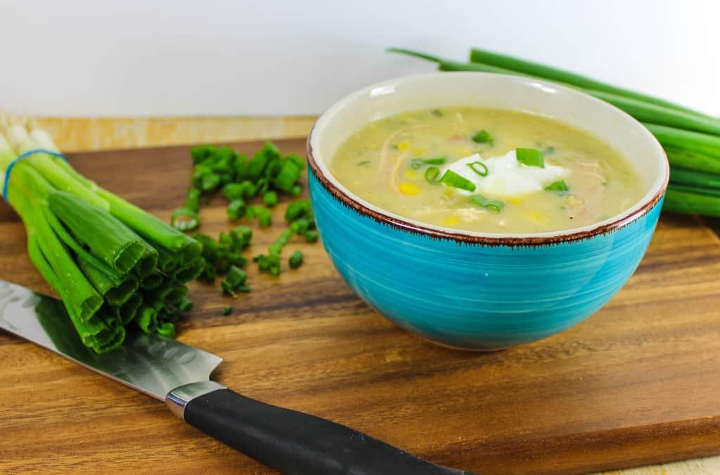 healthy chicken-corn chowder 2