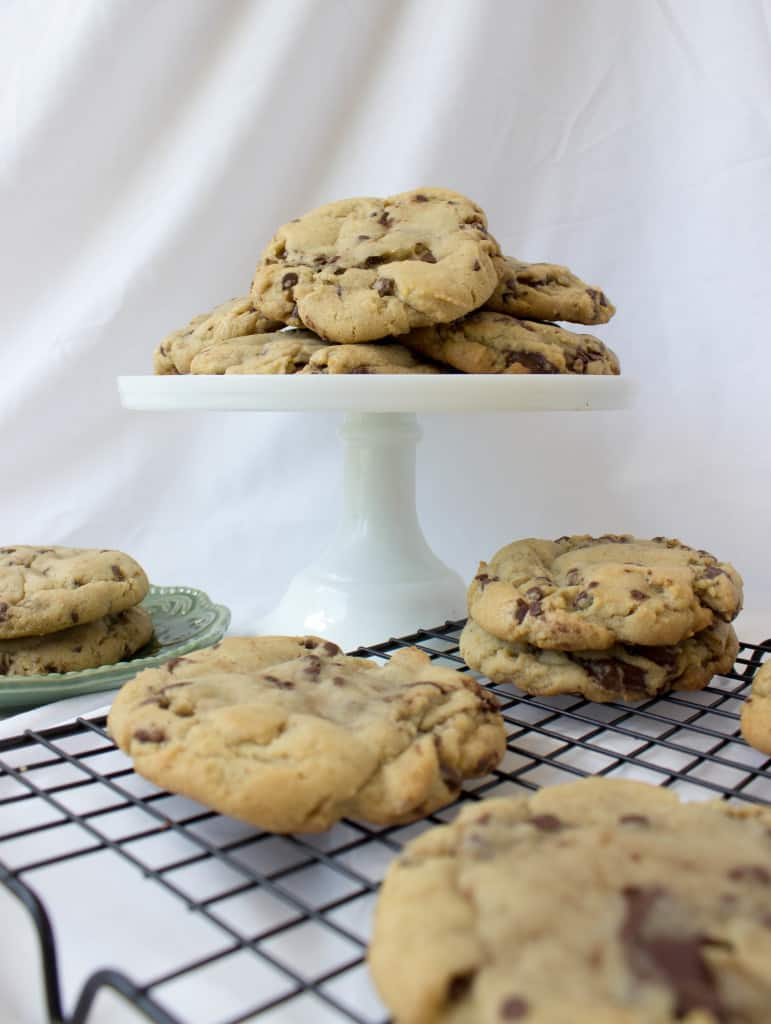 Brown Butter Bourbon Cookies-19