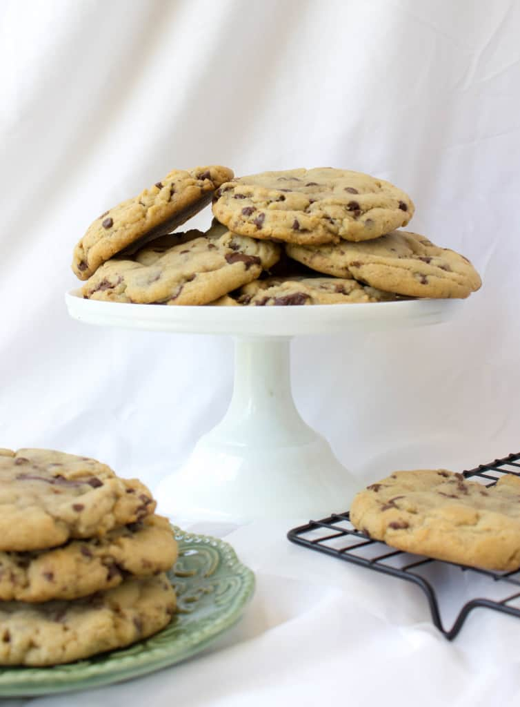 Brown Butter Bourbon Cookies-9