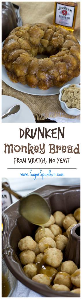 Drunken Monkey Bread