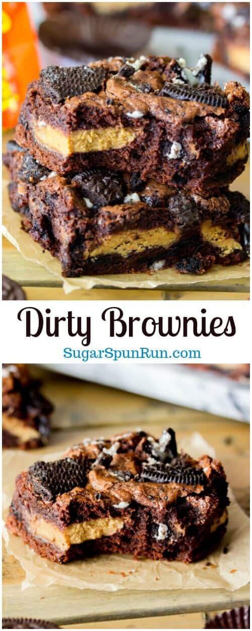 Dirty Brownies