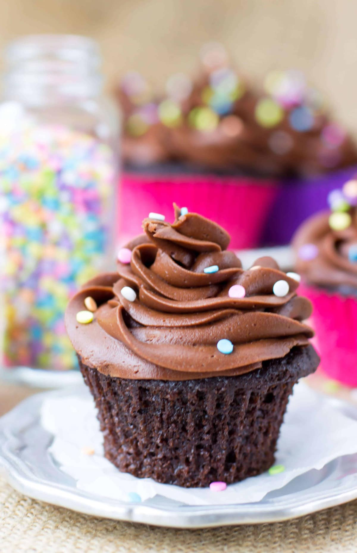 easy chocolate cupcakes (1 of 1)-8