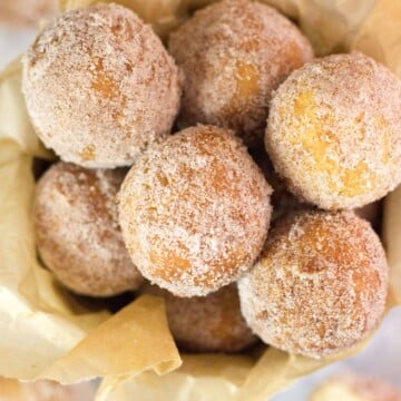 Fried donut holes
