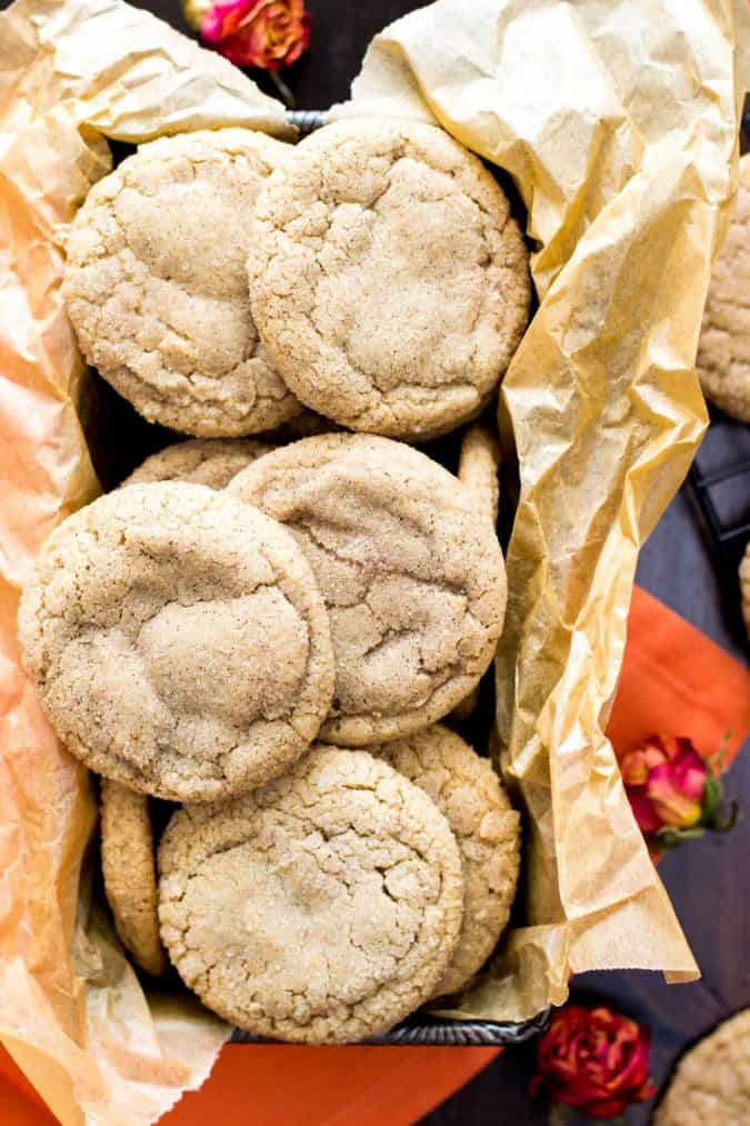 Pumpkin Spice Cookies Fall Food (1 of 1)-2