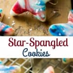 Star-Spangled Cookies