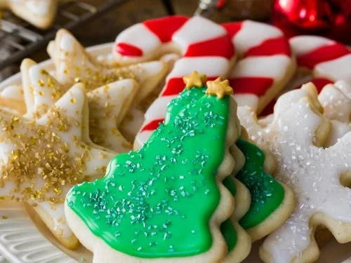 Easy Sugar Cookie Recipe With Icing Sugar Spun Run