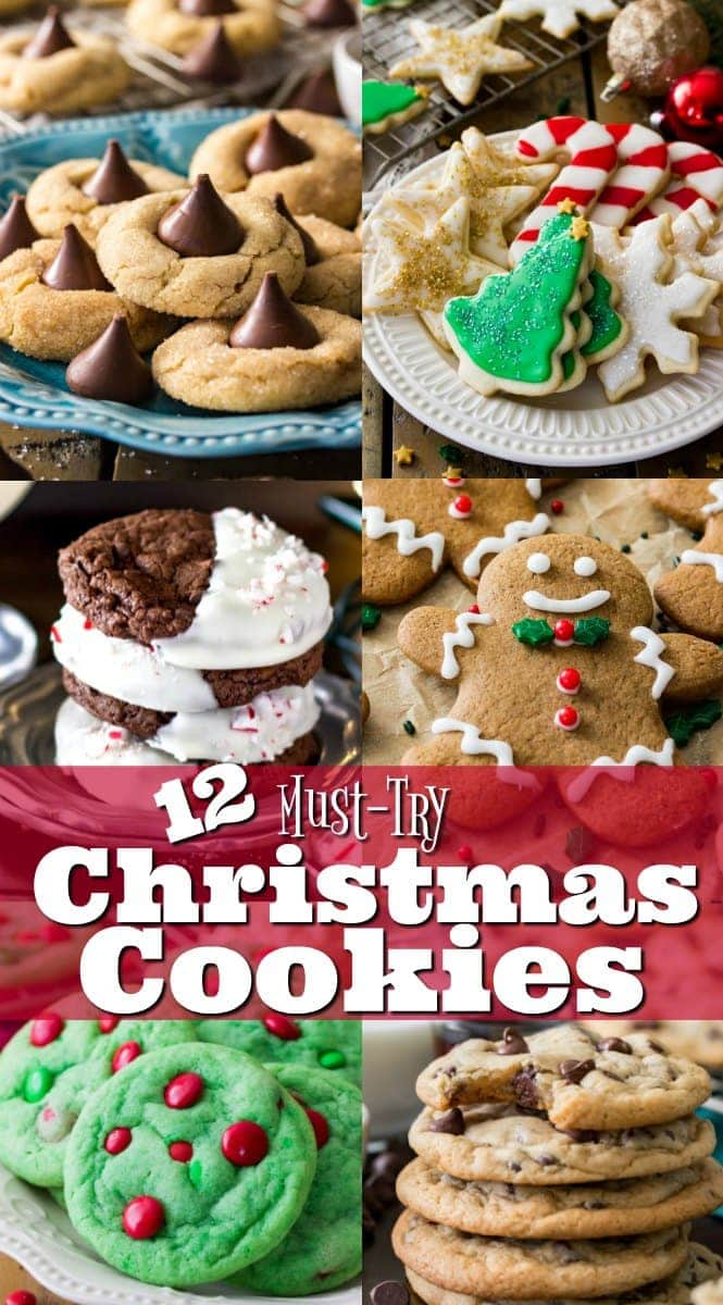 Twelve must-try Christmas Cookies